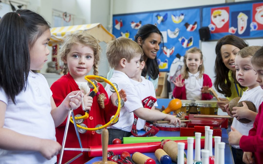 Why is Creative Preschool Curriculum Important?
