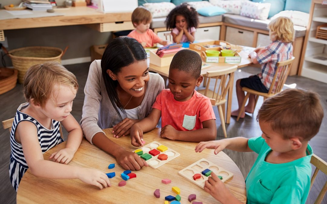 Things Your Child Will Learn in a Preschool