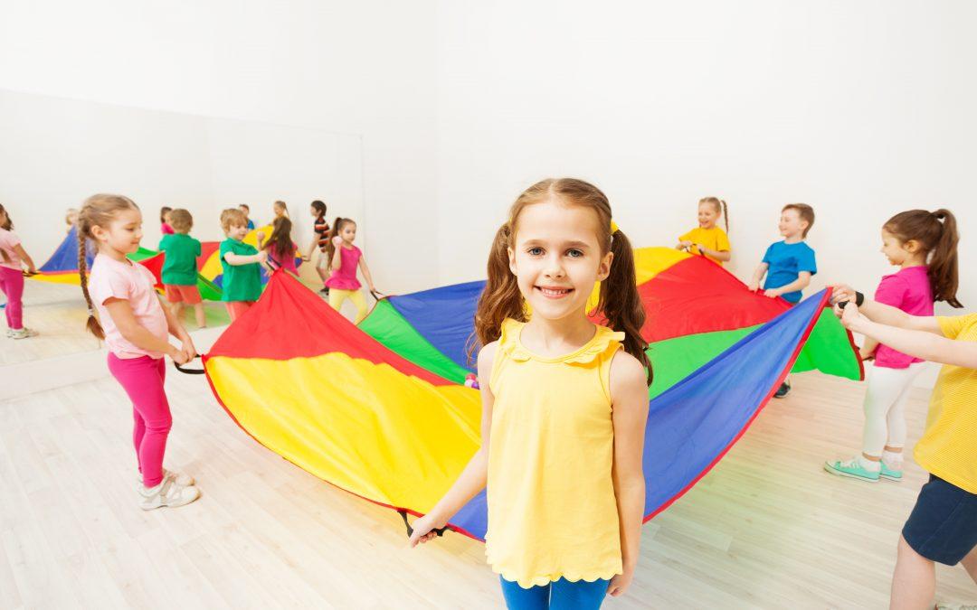 Benefits of Physical Activity in Preschool