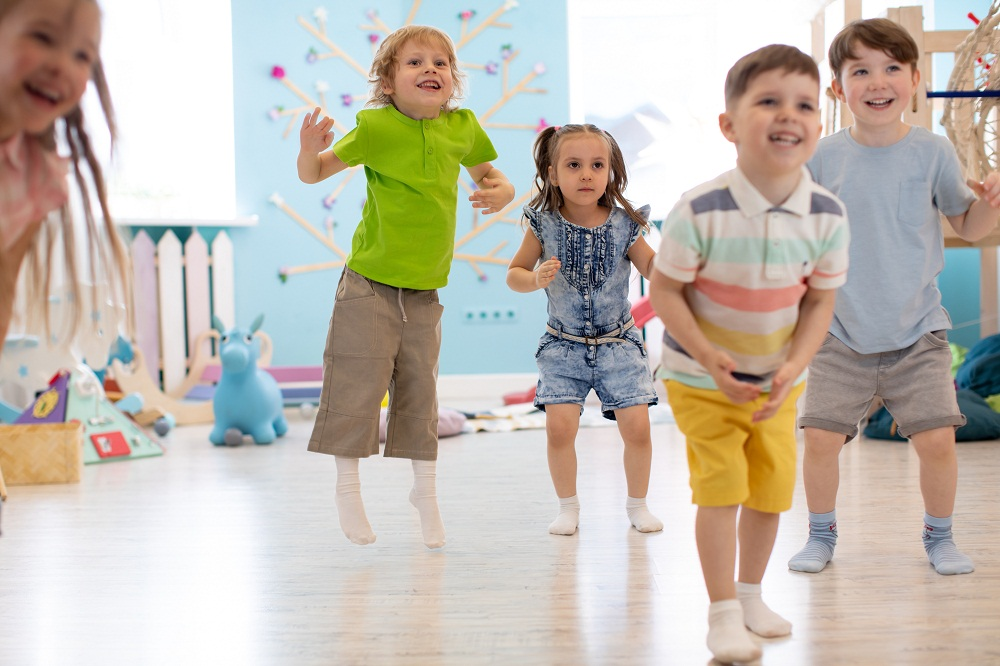 The Importance of Music and Movement Activity in Preschool