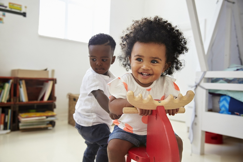Helping Your Toddler Make Friends at Preschool