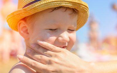 Sun Safety Tips for Children
