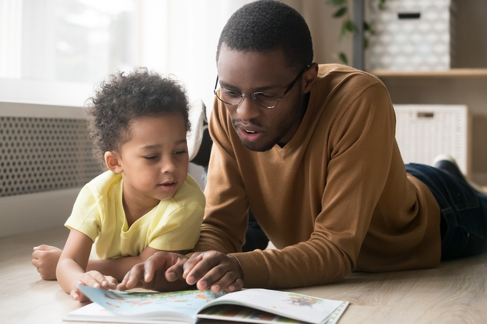 Tips for Reading with a Beginner Reader