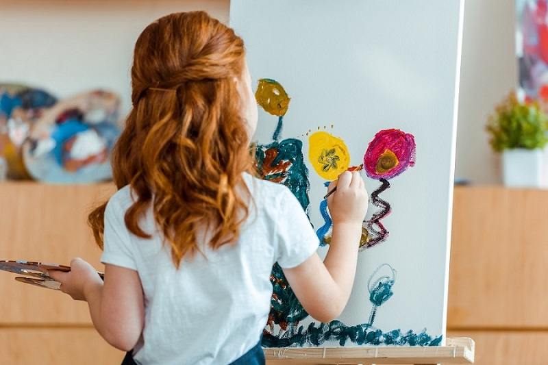 Why Art Is Essential for Your Child